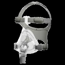 Fisher & Paykel Simplus CPAP-kokokasvomaski edestä