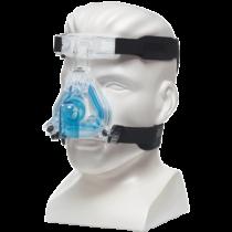 Philips Respironics ComfortGel Blue CPAP nenämaski edestä