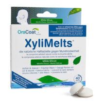 Xylimelts tabletit kuivaan suuhun pakkaus 01